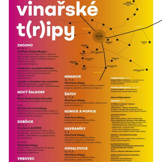 Vinařské t(r)ipy